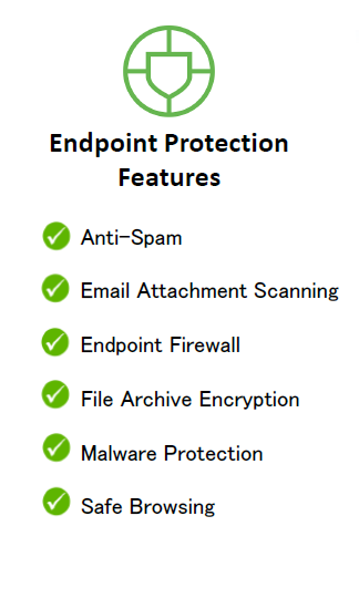 G DATA endpoint protection feature